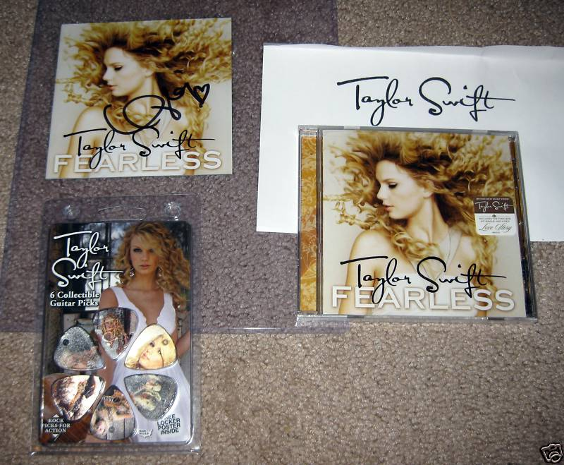 Musicrarities Real Authentic Autographed Items